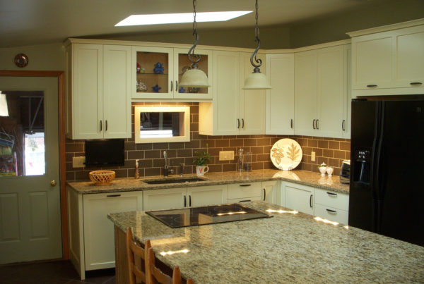 Custom kitchens duet fine woodworking for Webs custom kitchen